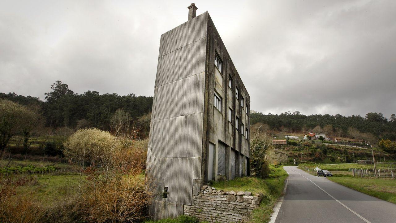 El feísmo la gran asignatura pendiente en Galicia