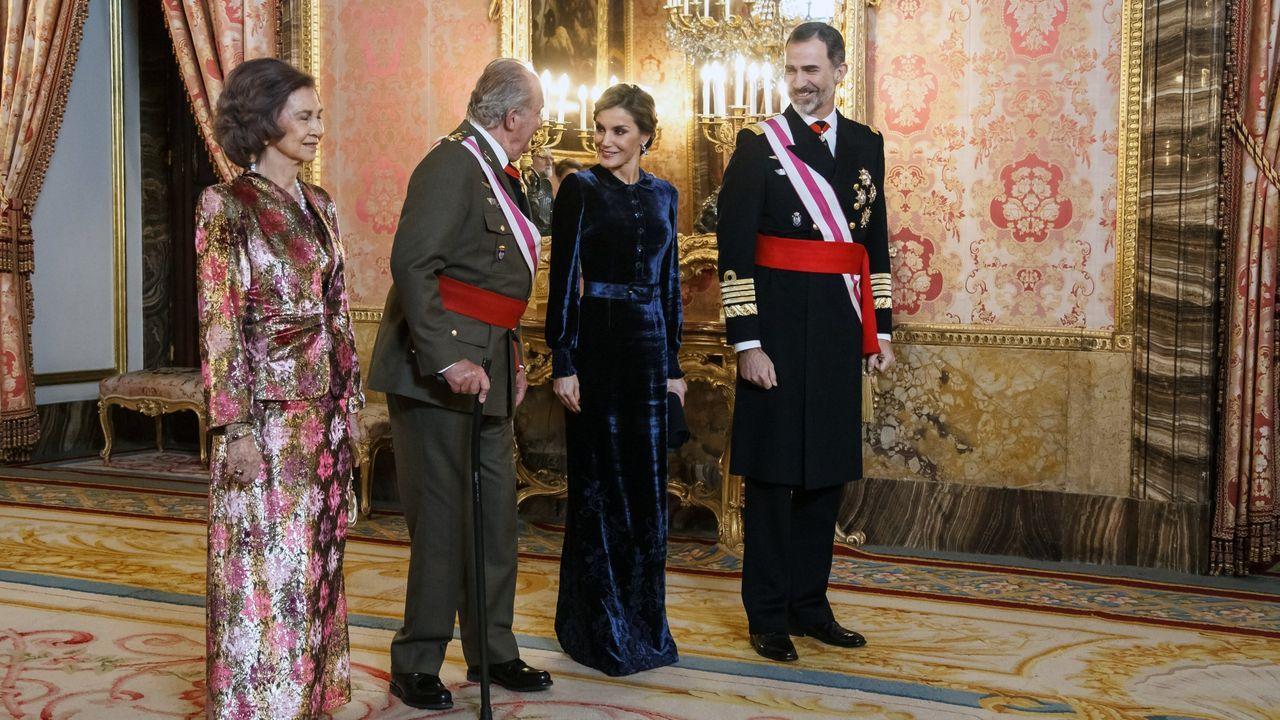 Celebración de la tradicional Pascual Militar en enero del 2018