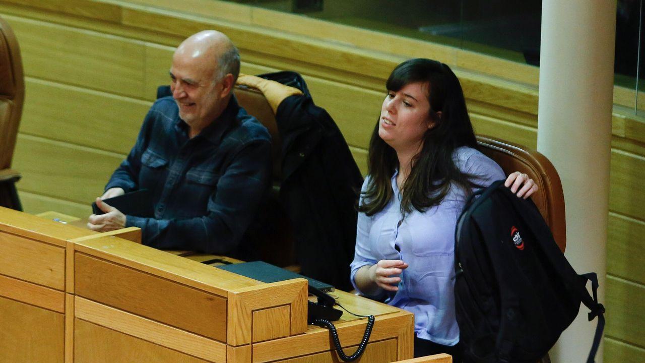 Tormenta política por el caso de Paula Quinteiro
