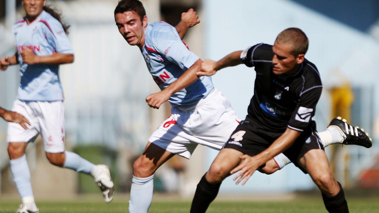 4 - Celta-Xerez (1-1) el 20 de junio del 2009