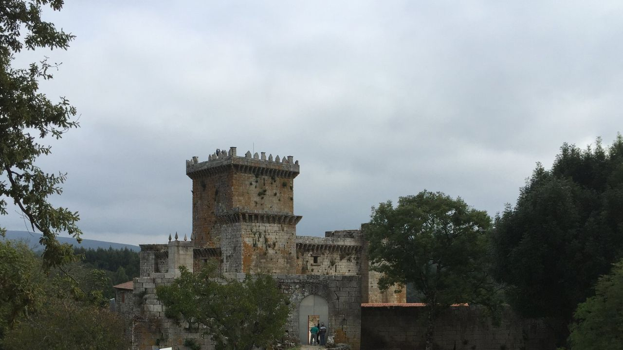 Animado Día da Muiñeira en Cee: ¡mira las imágenes!.Museo Provincial de Lugo