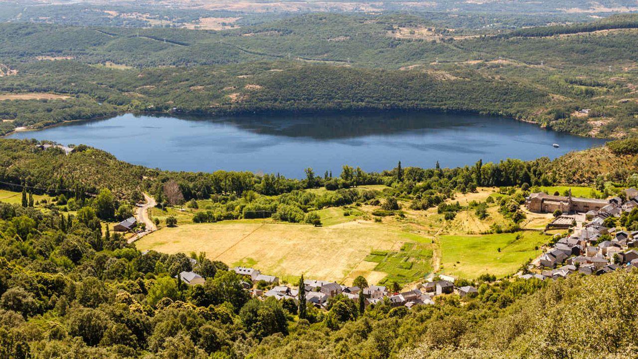 Lagos de Sanabria, en Zamora