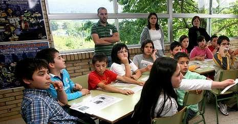 El colegio de Piloño contará con cinco unidades.