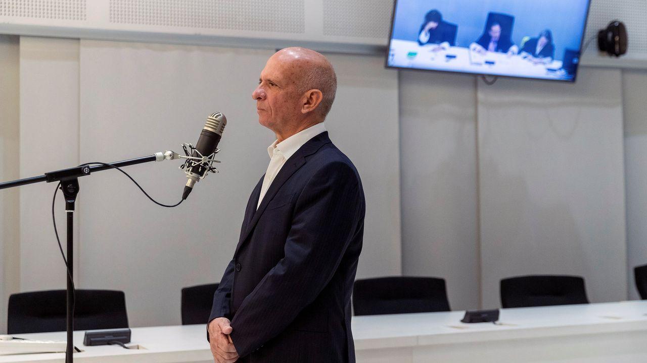 El exgeneral chavista Hugo Carvajal, en la Audiencia Nacional
