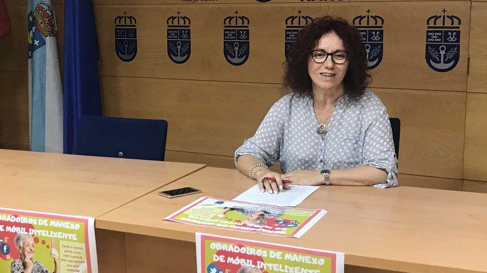 Estado que presentaba la vivienda de una vecina de A Coruña con síndrome de Diógenes