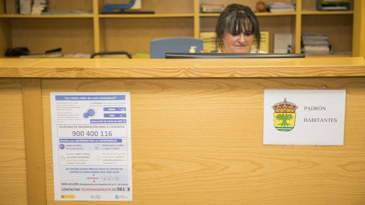 Un funcionario ofrece sus pagas extras y anima a seguir su ejemplo.Los funcionarios menos numerosos son los adscritos a las fuerzas armadas. Solo hay trece trabajadores dedicados a esas tareas en Ourense