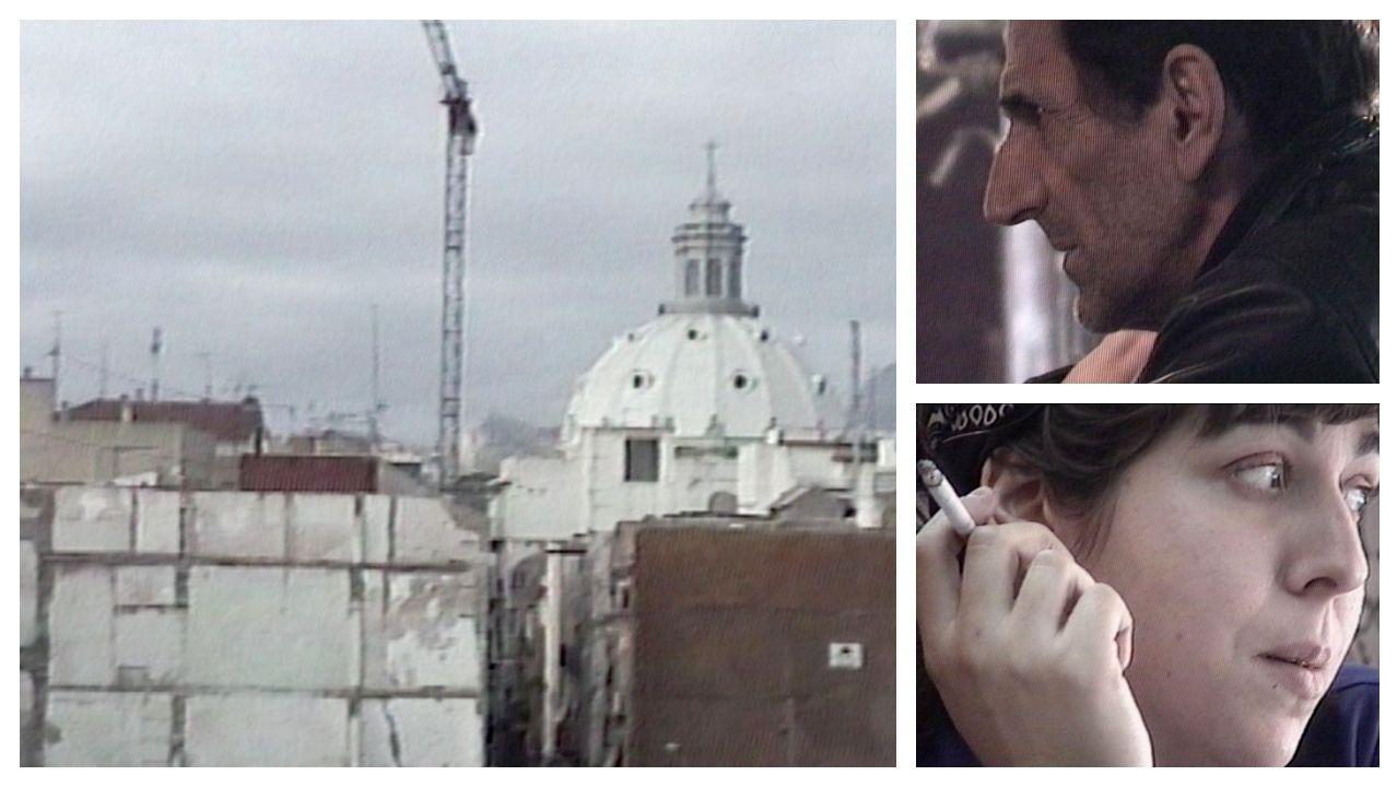 Detalle de varios fotogramas del documental