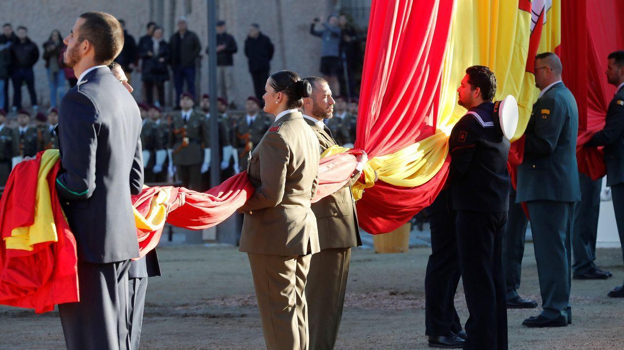 En directo desde el Congreso de los Diputados: 40 aniversario de la Constitución.Cristina Coto