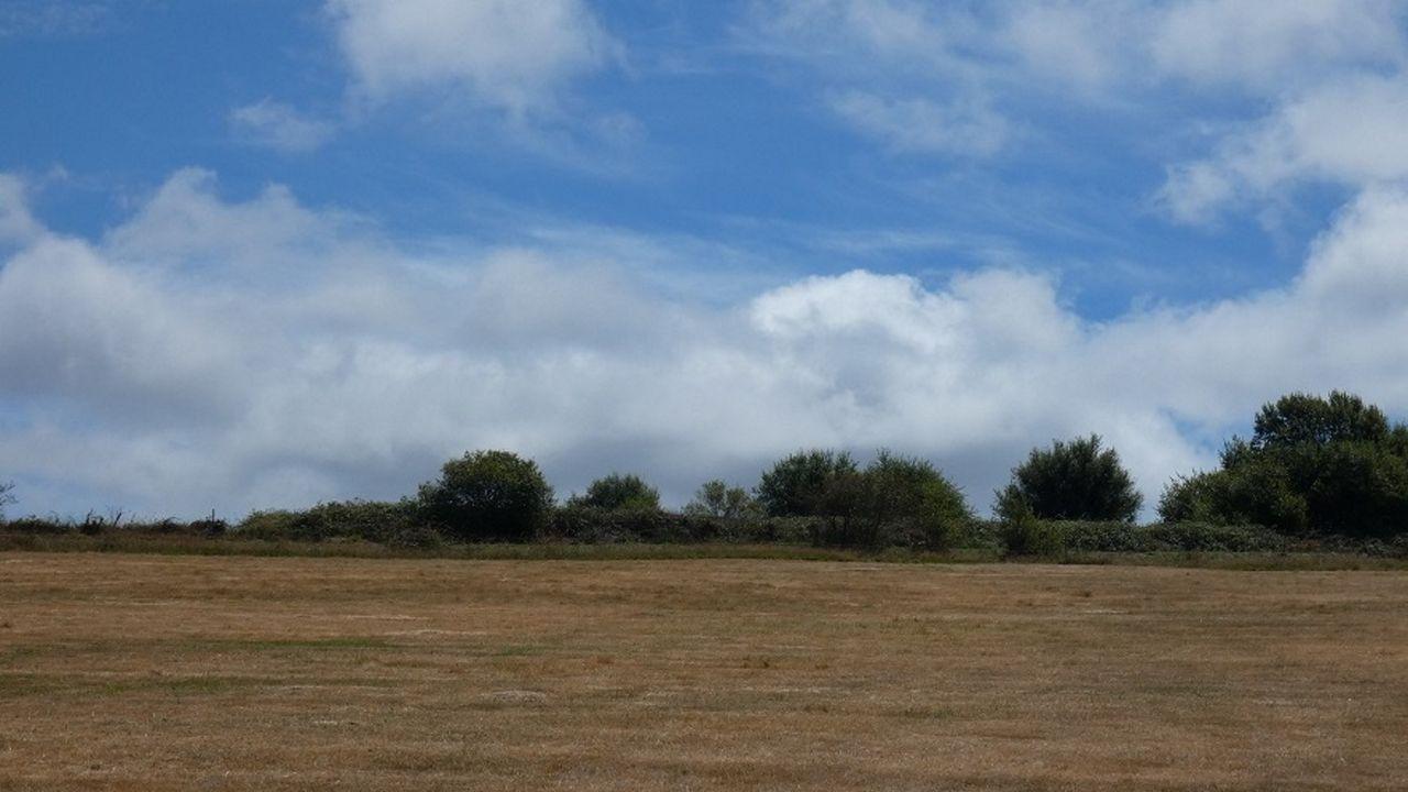 Asentamento da Chousa do Castro, localizado en Xermade