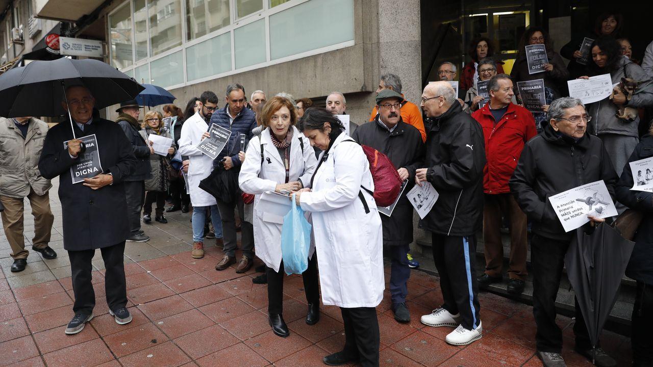 Oposiciones de educación en Ourense el pasado mes de junio