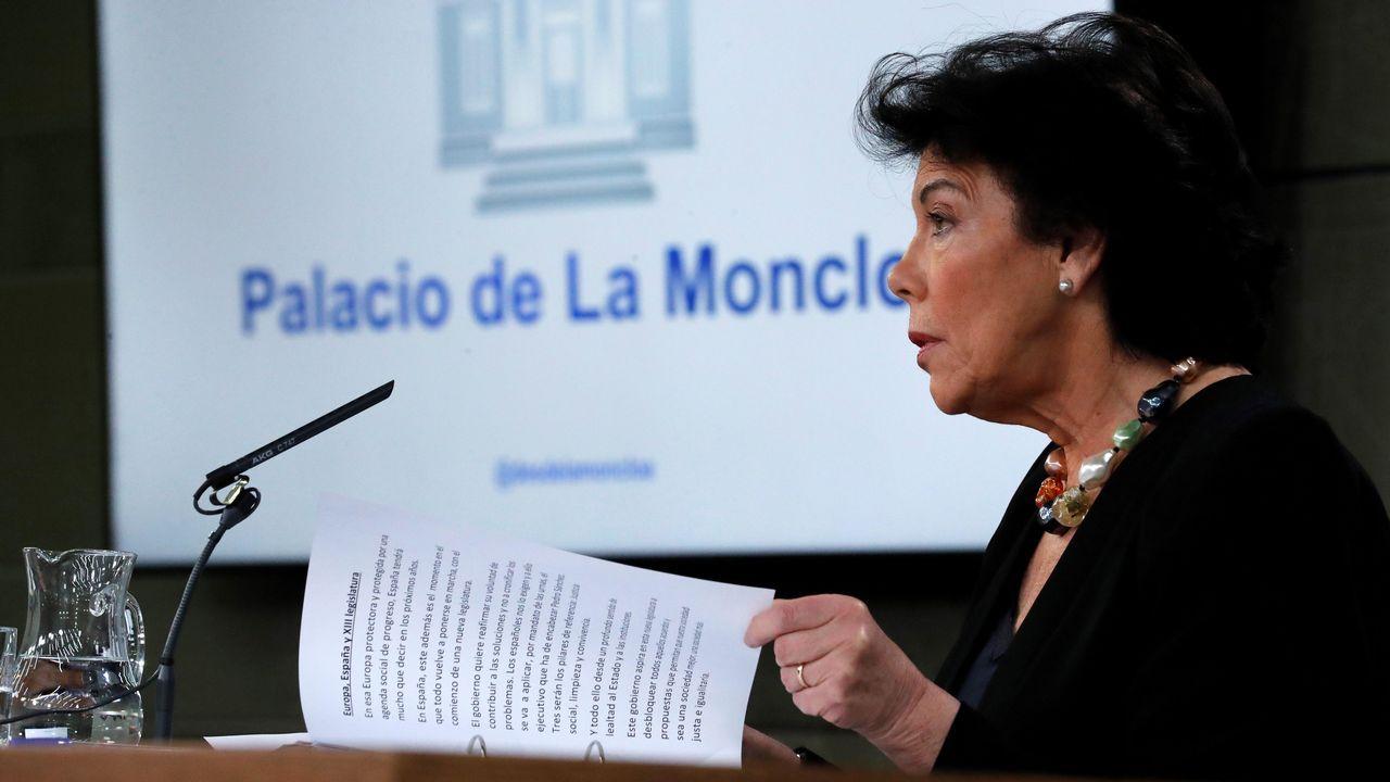 Elecciones Municipales 2019 en A Mariña.Urnas