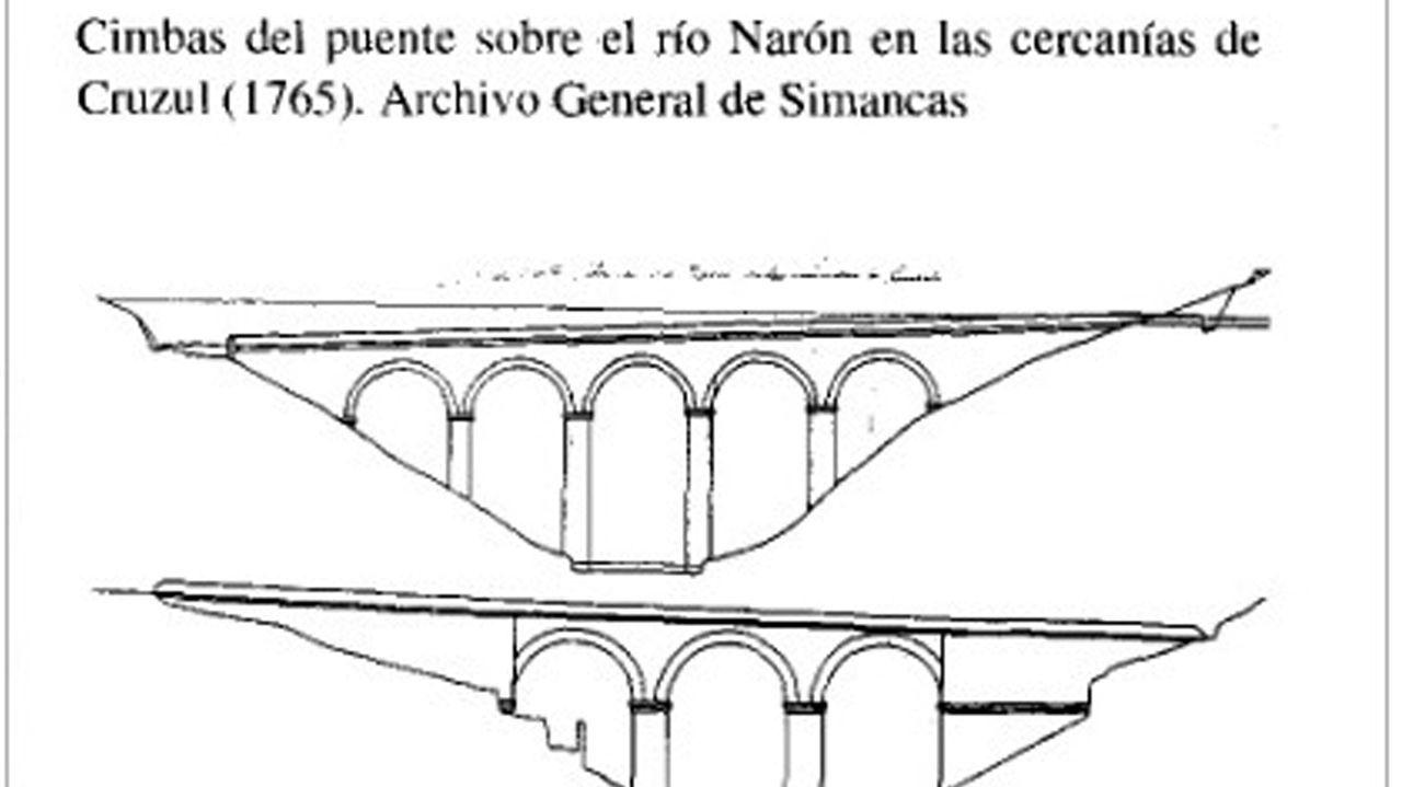 Proyecto del puente de 1765