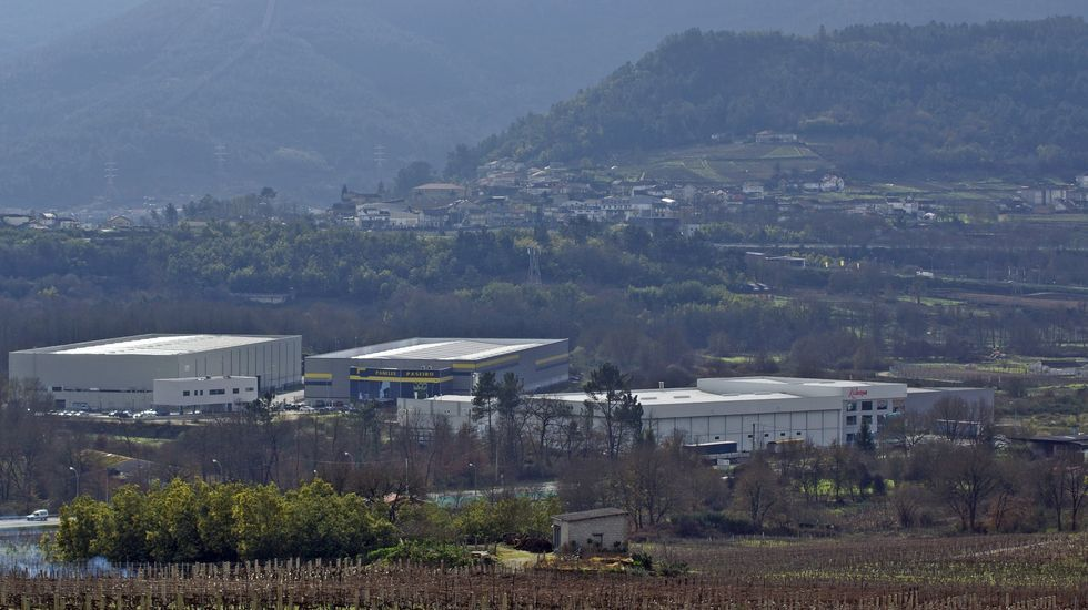 El parque empresarial de San Cristovo será ampliado