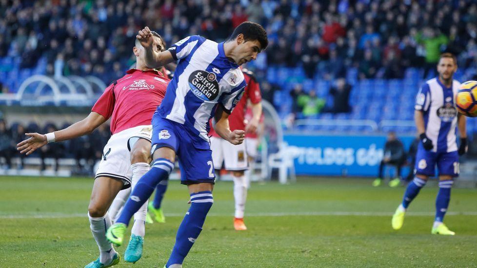 Las mejores fotos del Deportivo-Alavés