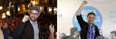 Vuelco electoral en las ciudades gallegas.En el PSOE pocos dudan de que si llega el momento Orozco dará un paso atrás para que gobierne el PSOE.