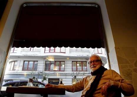 Fernández Ferreiro é o autor do libro que se presenta hoxe, ás 20 horas, na Feira do Libro.<span lang= es-es > </span>