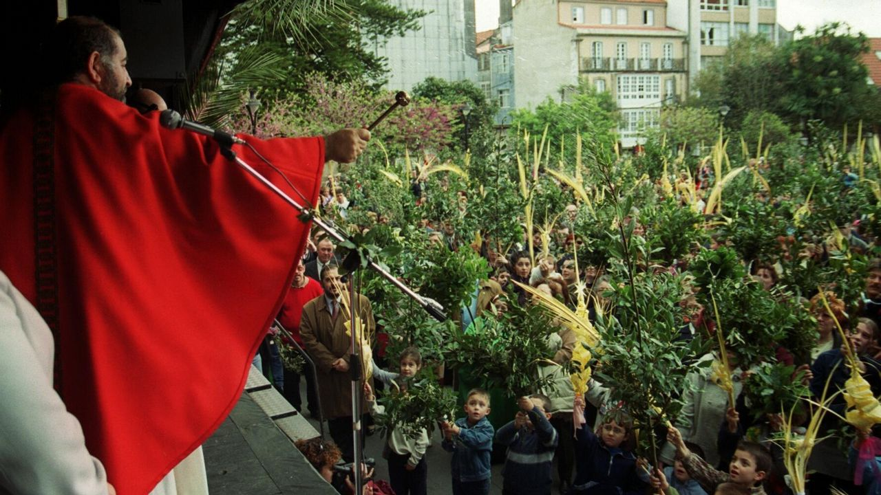 Chamorro, la gran romería de la primavera