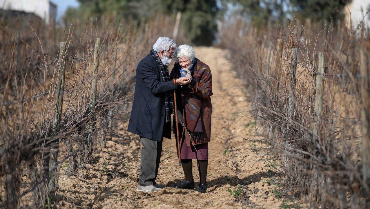 La naturaleza salvaje de National Geographic toma Príncipe.Imanol Arias y Ana Duato encarnan al matrimonio Alcántara a los noventa años