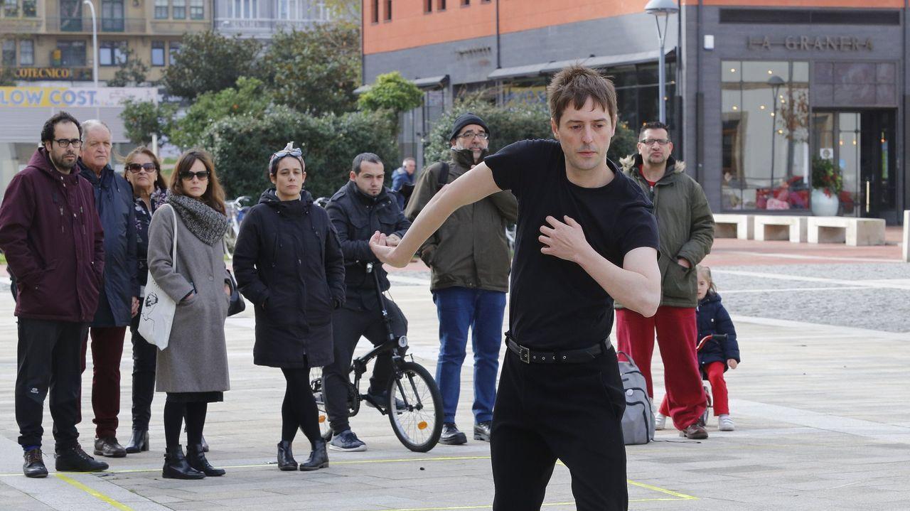 Así fue el acto de apagado del fuego sagrado del Arde Lucus 2021.El presidente Pere Aragonés y la presidenta del Parlamento catalán, Laura Borràs, el domingo en un partido del Girona
