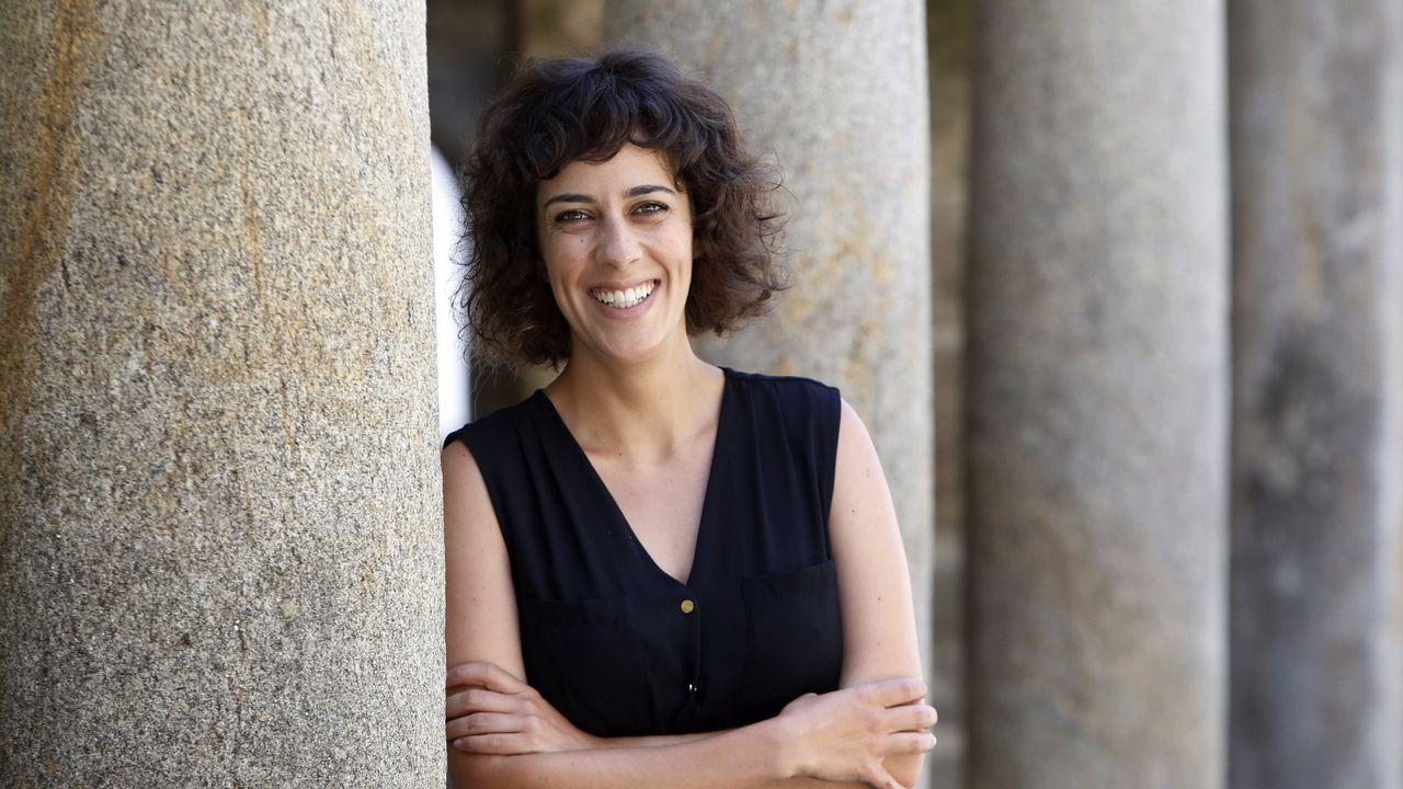 Alexandra Fernández (Congreso). Se distanció de Anova por sus diferencias con sus colegas de Podemos en el Congreso, una ruptura que se hizo pública esta semana con la votación de los Presupuestos