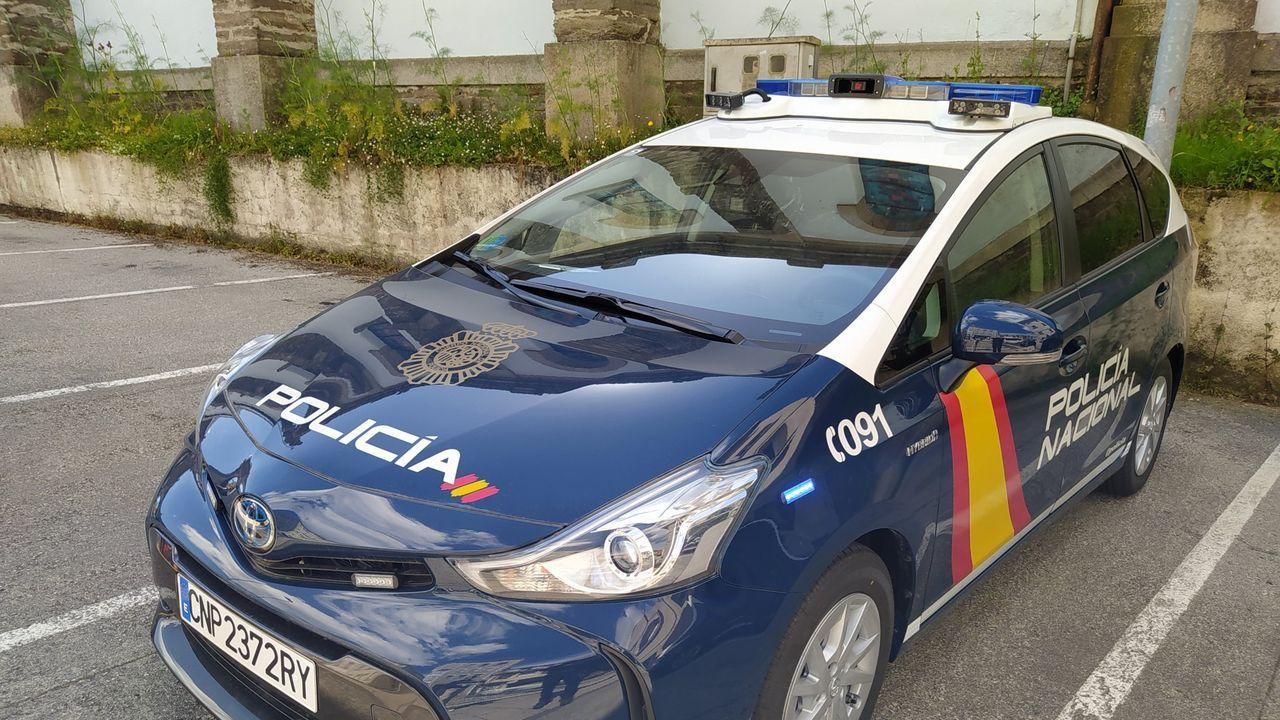 Imagen de archivo de la oficina del DNI.Agentes de la Policía Nacional realizaron la detención