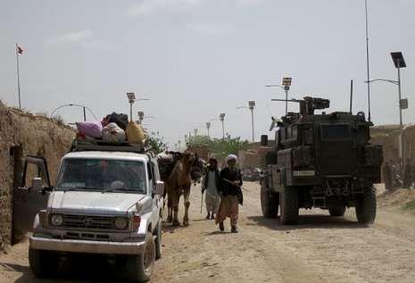 La nueva misión de Afanistán está auspiciada por la OTAN en el marco de Apoyo Decidido.