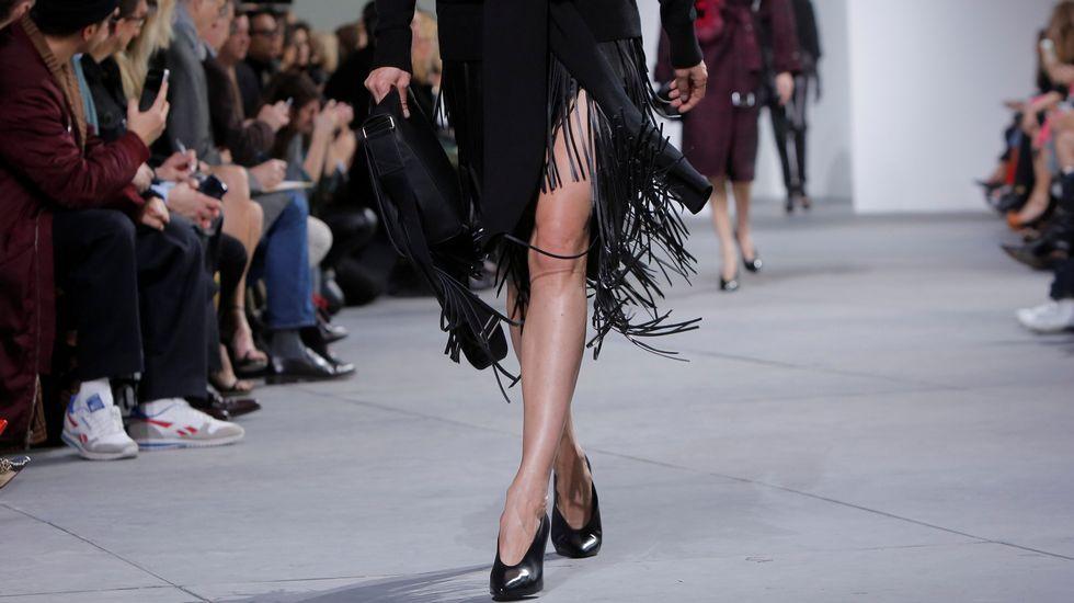 La modelo Carolyn Murphy.