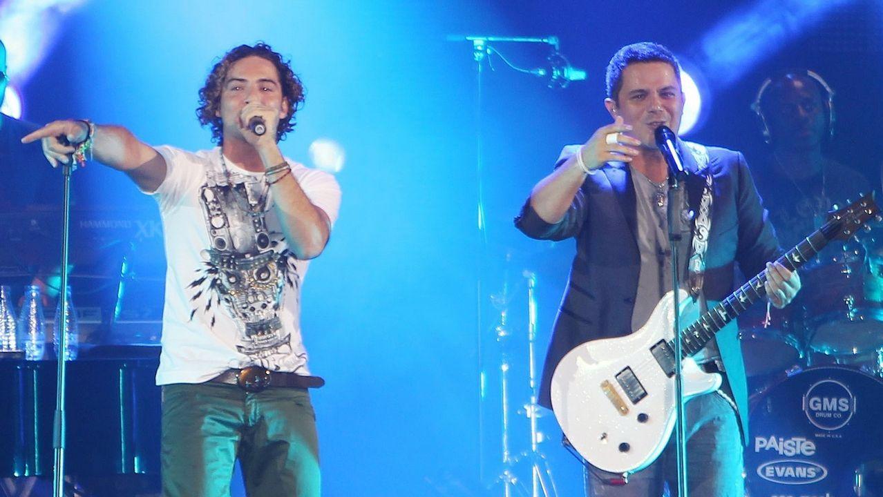 Alejandro Sanz cerrará su gira en Santiago.Viviendas de lujo de la firma A-cero en la urbanización La Finca