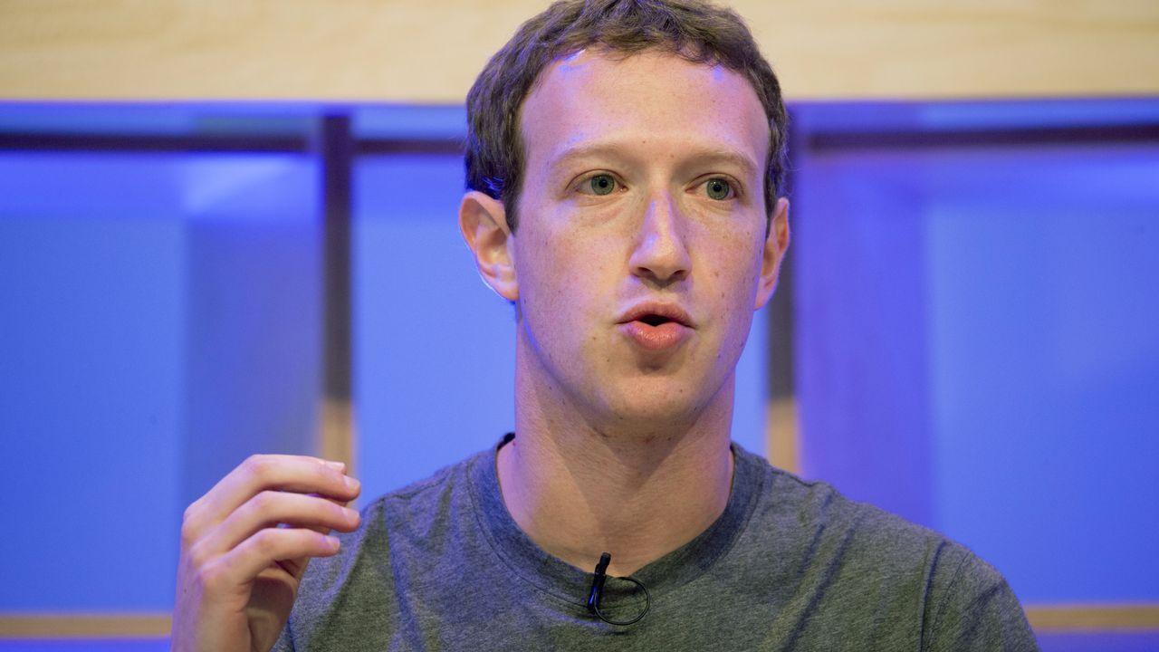 «Señor Zuckerberg: ¿Puede decirnos dónde durmió anoche?».Wylie