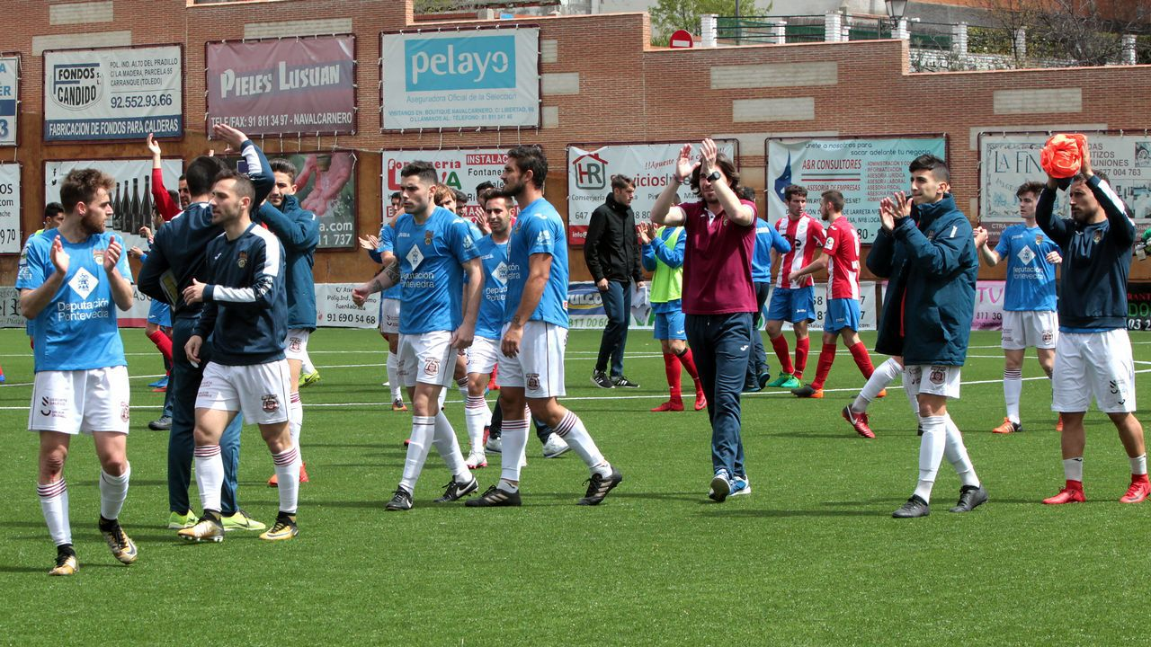 El Pontevedra hace historia