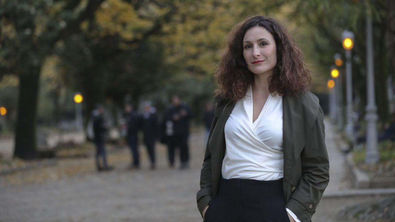 La asturiana Mónica Longo, participante de Masterchef