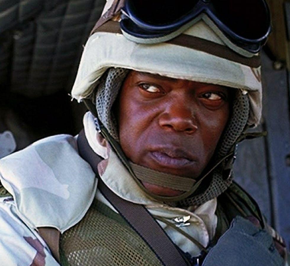 La predicción de Chris Pratt.Samuel L. Jackson protagoniza el filme, junto a Tommy Lee Jones.