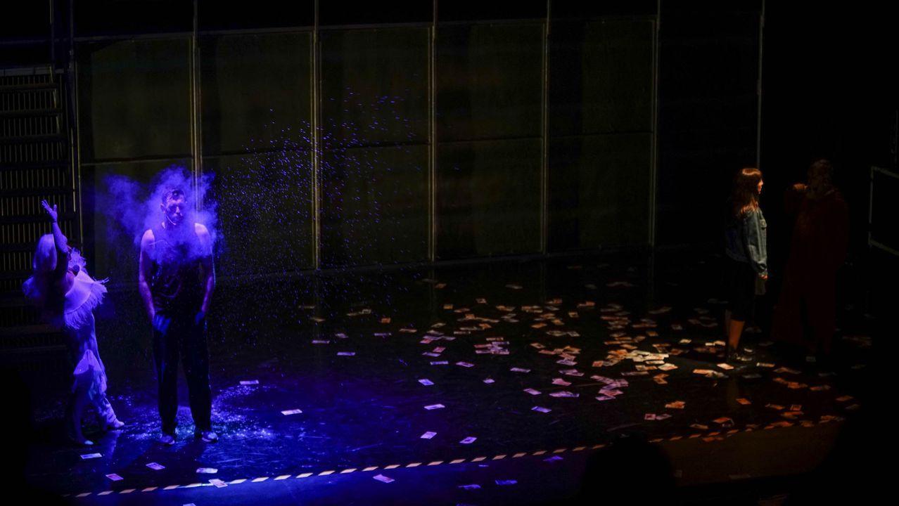 Fariña  en el Auditorio do Castelo