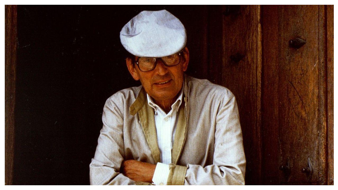 Miguel Delibes (Valladolid, 1920-2010), autor, entre otras muchas, de la novela «El hereje»