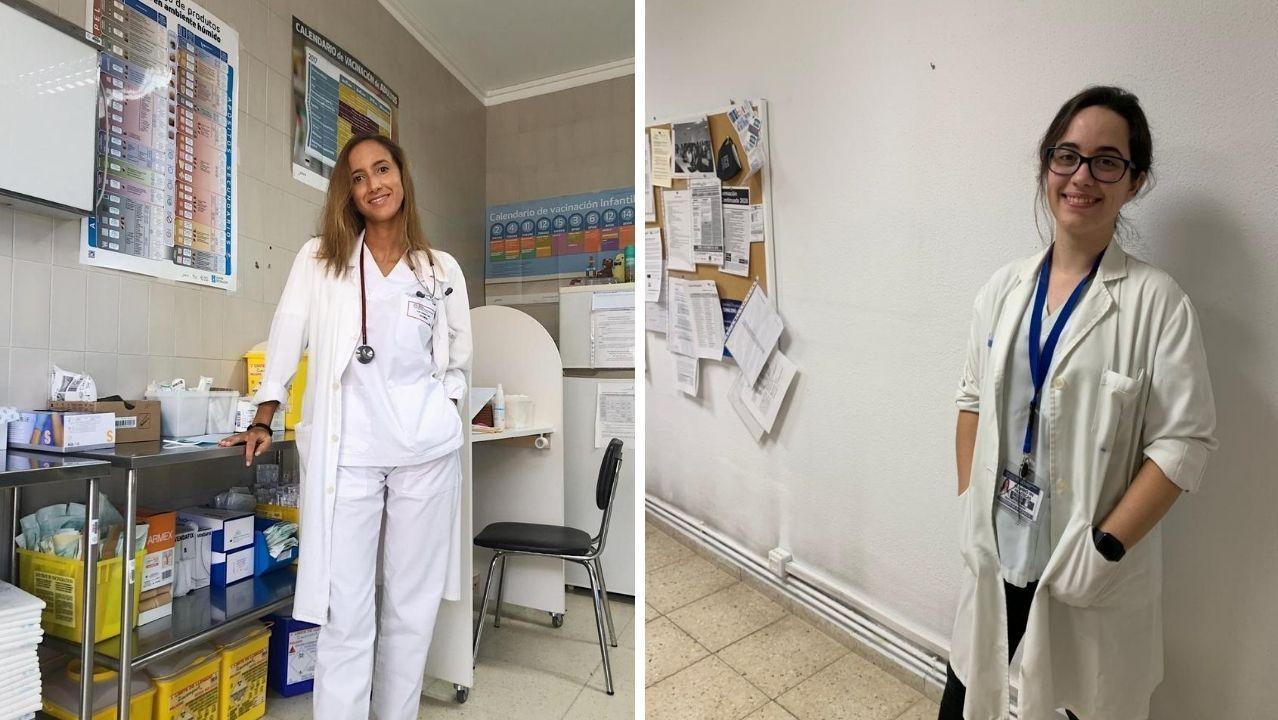 Salomón Sotomayor, nuevo pediatra en el hospital comarcal de Valdeorras