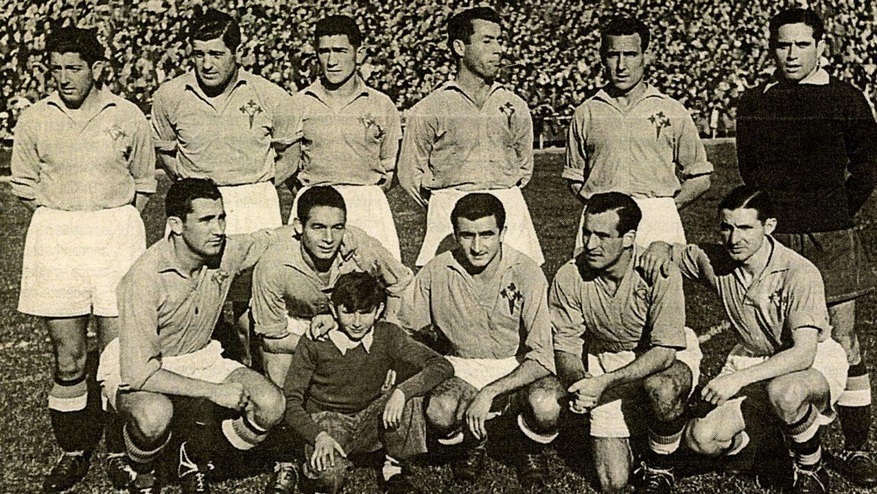 Victoria ante el Real Madrid en Chamartín en 1948