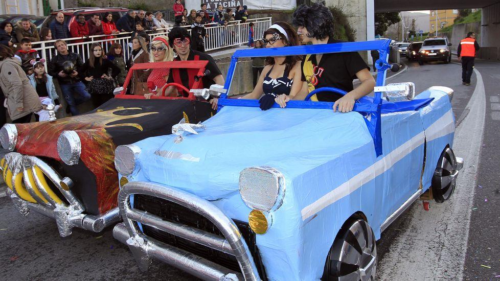 Carnaval en Viveiro