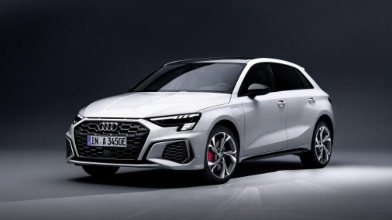 El nuevo Audi A3 Sportback 45 TFSIe