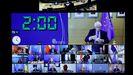 Borrell, durante su intervención por videoconferencia este martes