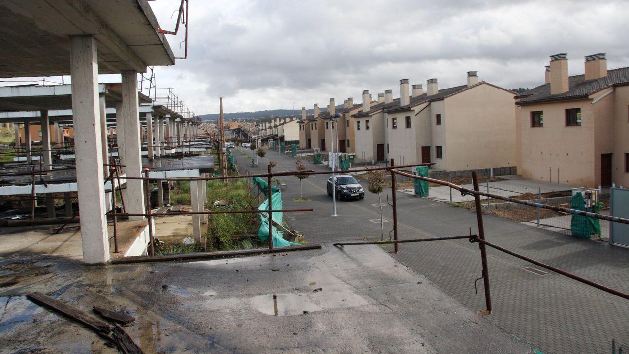 Temor a un aumento del paro en Canarias por la quiebra de Thomas Cook.Urbanización Costa Miño
