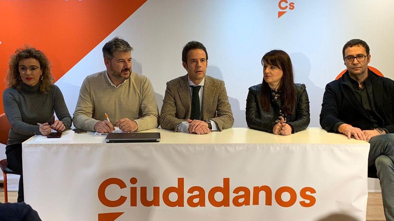 Comité Autonómico de Ciudadanos.