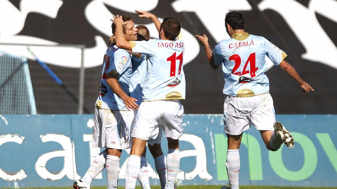 50 - Celta- Córdoba (3-2) el 11 de septiembre del 2010