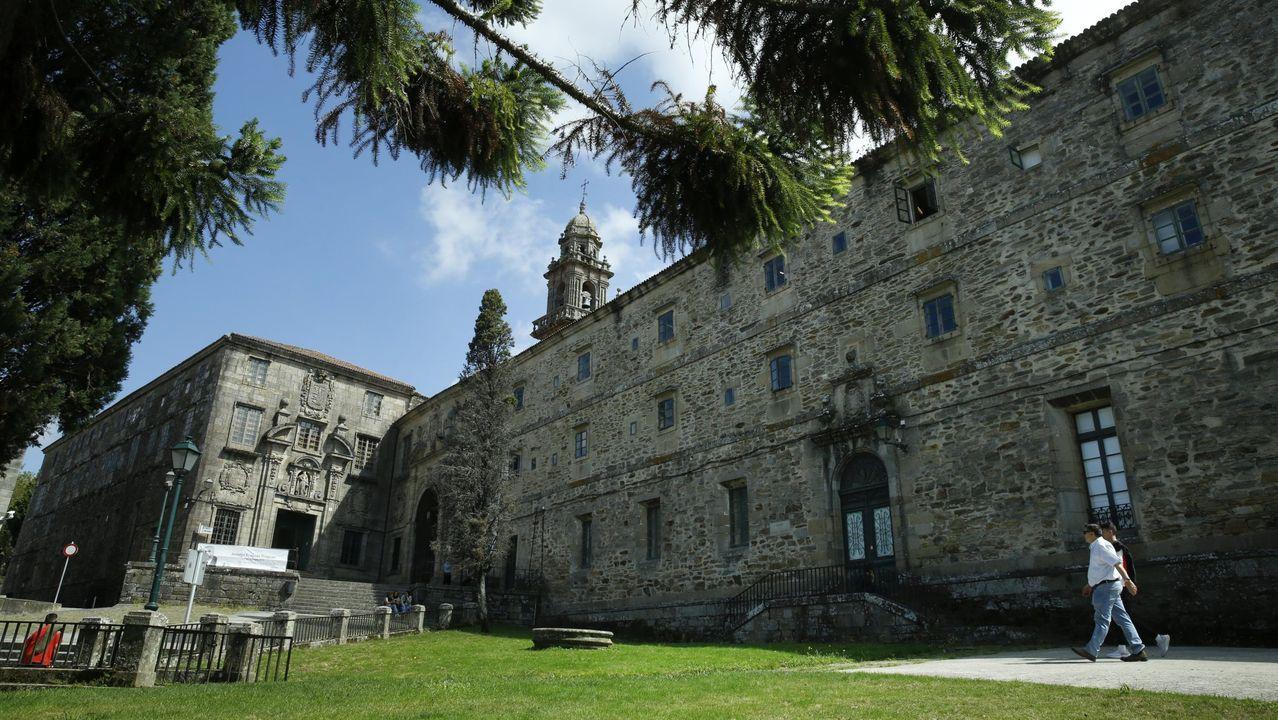 Las construcciones más espectaculares del 2020.El ciclo de conferencias se celebrará el Museo do Pobo Galego