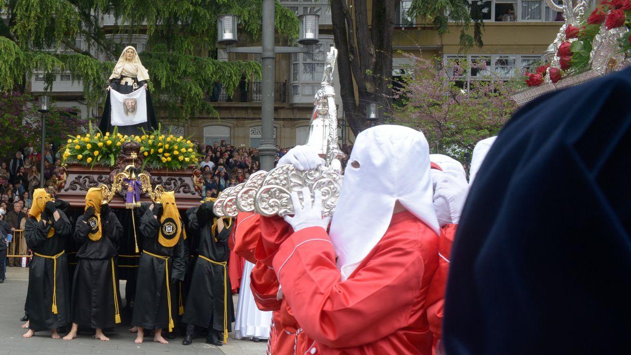 Viernes Santo   Procesión del Santo Encuentro