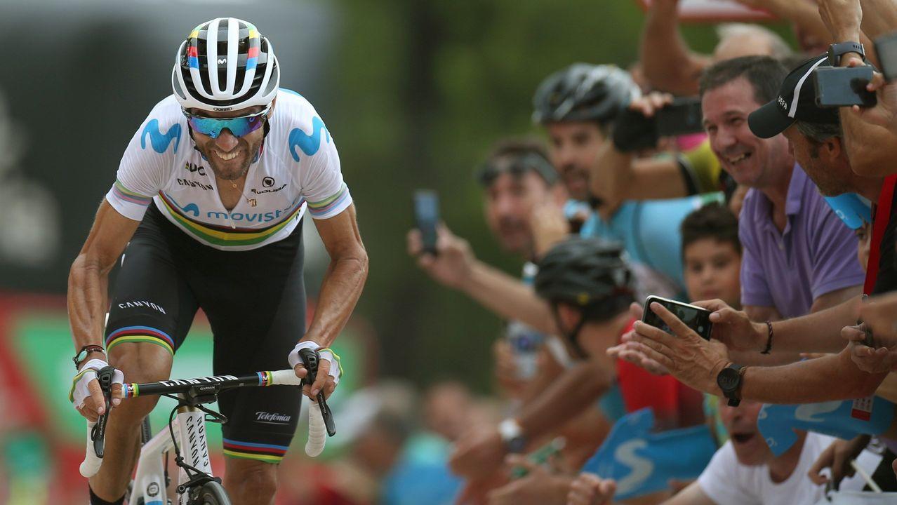 Los paisajes asturianos por los que pasa La Vuelta a España.Eduardo Chozas