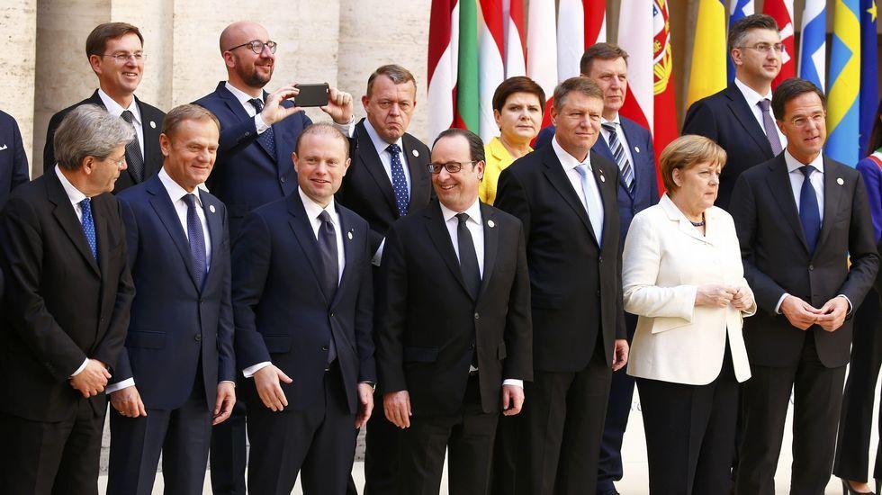El presidente de Francia, Francois Hollande