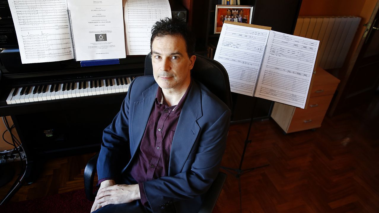 Eduardo Soutullo, músico y compositor