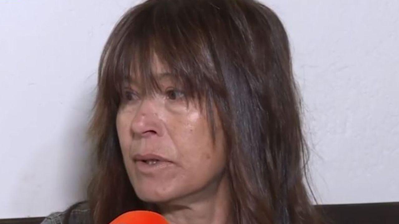 Julia Fernández, madre de Sheila Barrero