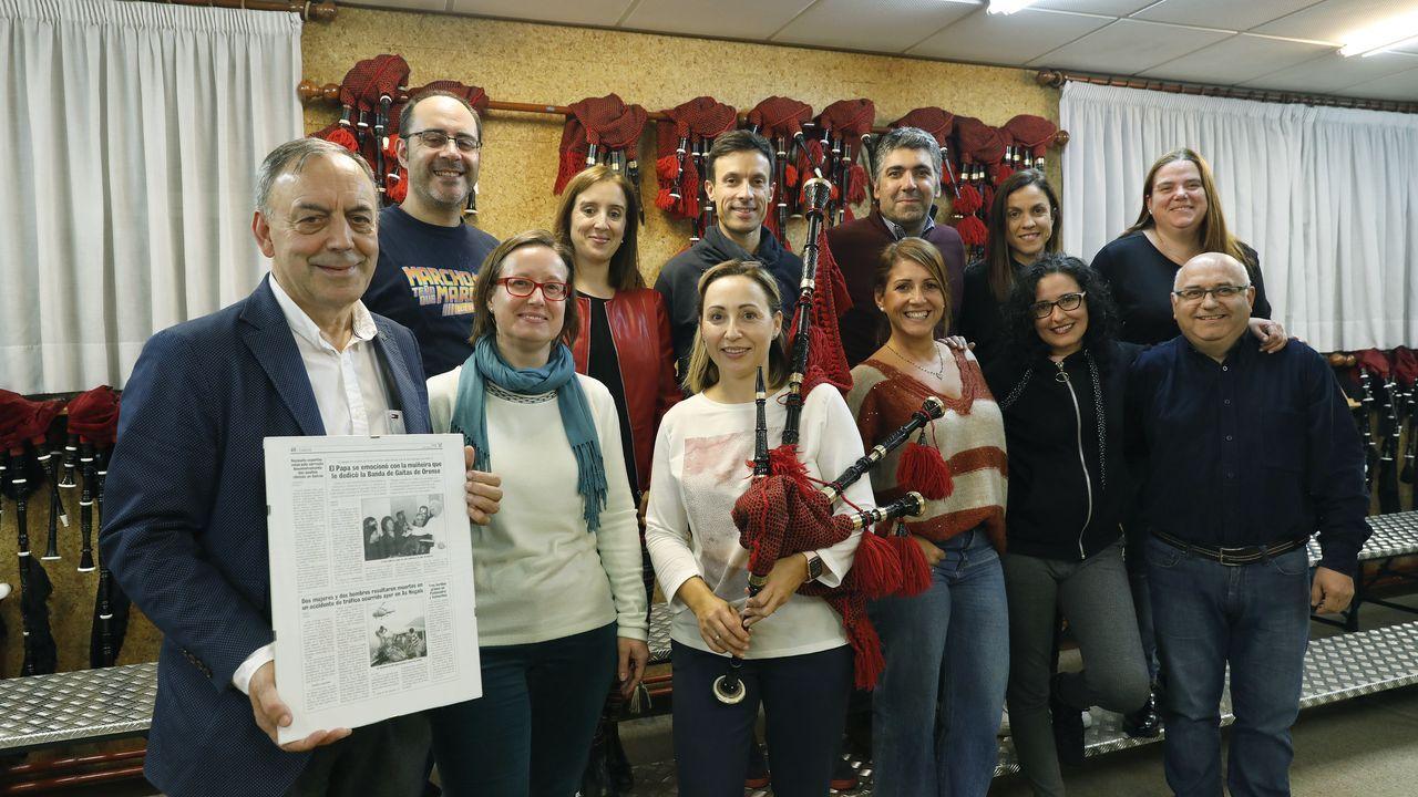 El Campeonato de España de Atletismo invade Ourense.Un puesto de venta de vino en una edición anterior de la feria quiroguesa