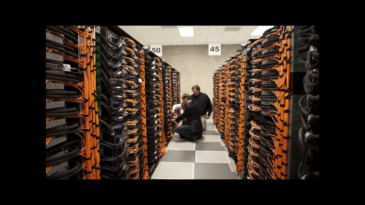 Las bases de datos que almacenan petabytes constituyen la base del «big data»
